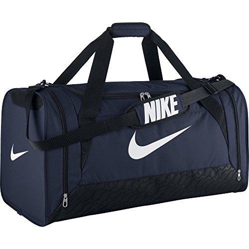 Nike Unisex Navy Blue Duffle Bag - 1