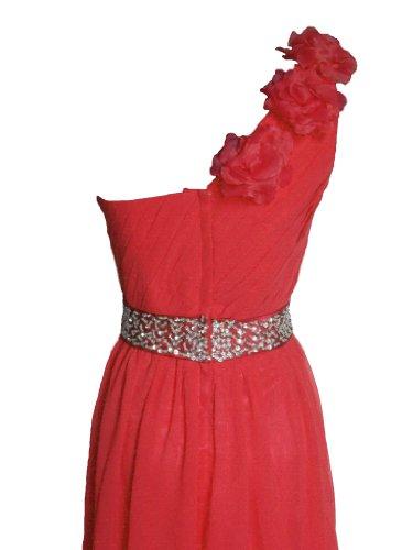 Kleid Fashion Pfirsich Y Damen Alivila qZBpHZ8