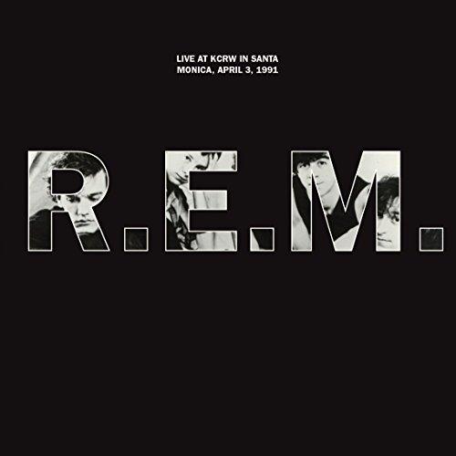Live At Kcrw In Santa Monica. April 3. 1991 (Live Rem Vinyl)