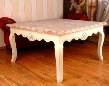 Couchtisch Wohnzimmertisch Tischchen Tisch Holztisch Im Landhausstil Optik Vintage