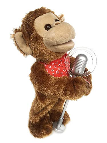 - Joy Joy Toy Dancing and Singing Monkey