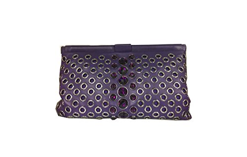 Miu-Miu-Nappa-Leather-Clutch-Purple