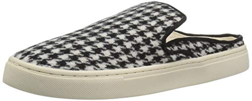 Billabong Women's Carefree Sneaker, Black/White, 8 M US