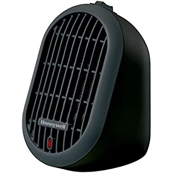 honeywell hce100 heat bud ceramic heater black