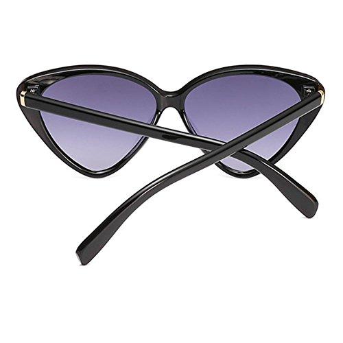 Sunglasses Eyeglasses Mujeres Eye Cat Highdas Sunglasses Stylish C3 Vintage Triangle wBaPq6WTxU