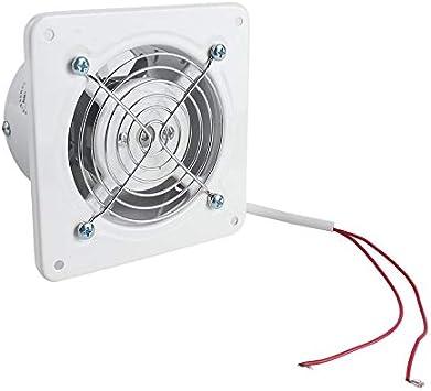 Extractor de ventilación industrial Extractor axial de metal Ventilador comercial Ventilador Ventilador estable de ...