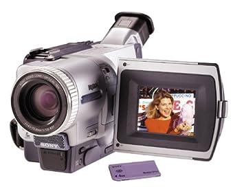 Sony DCR-TRV730 Camcorder USB Mac