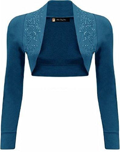 Coprispalle Momo Blue Fashions Momo Fashions Donna StgxwU7cq