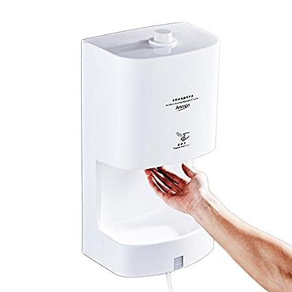 DULPLAY Dispensador de jabón automático sensor,Esterilizador de mano, Montado en la pared Sensor
