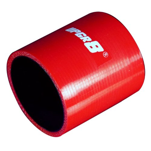 Upgr8 Universal 4-Ply High Performance Straight Coupler Silicone Hose 76mm Length (2.5