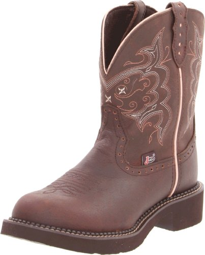 Justin Boots Womens Gypsy Collection Western Boot Cafe Brown Apache PqshGIHFP