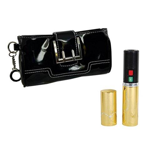 Unknown Gold Lipstick Stun Gun