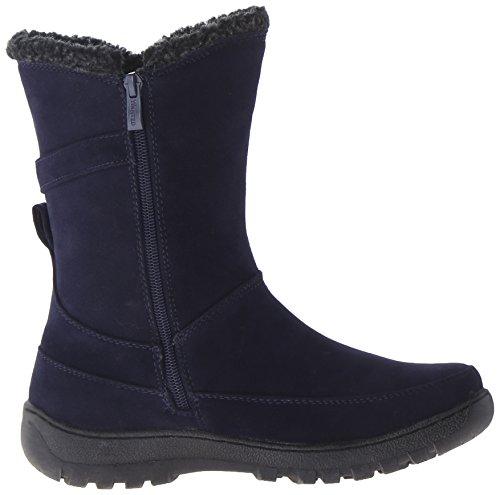 Delle Invernale Stivale Bluemoon Donne Marino Voluto 'scarpe Blu SAtnYxa