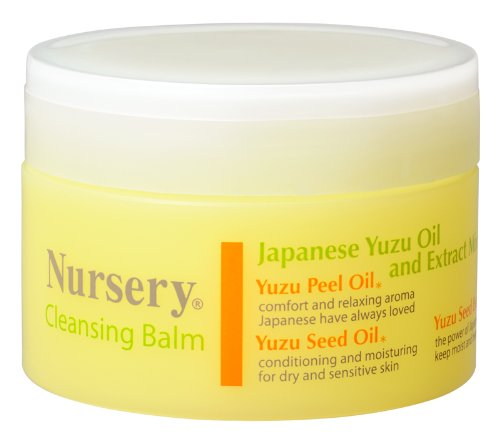 Nursery-Cleansing-Balm-Yuzu-915g-Japan-import