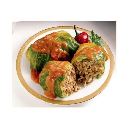 Conagra Healthy Choice Stuffer Cabbage Roll, 24 Ounce 48 rolls per tray -- 4 trays per (Stuffed Cabbage Leaves)