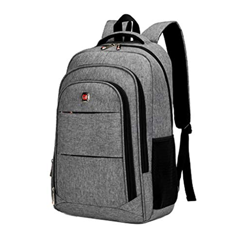 - NOMENI Laptop Backpack,Travel Backpacks for Men Water Resistant Backpack with USB Charging Port Large Multi-Compartments