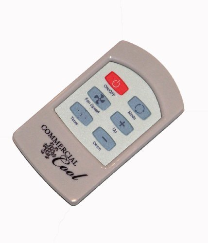 Haier Air Conditioner Remote Controller For Models CPRB08XCKLW, CPRB08XCJ-T, HPRB08XCMT by Haier