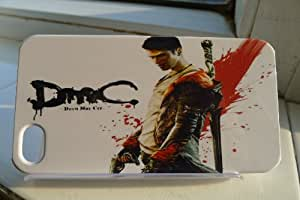 DMC Devil May Cry 2013 Apple Ipod touch 4 itouch 4g 4th Generation Snap-On Hard Plastic Case Cover 04-05
