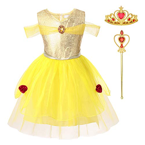 Princess Belle Snow White Rapunzel Cinderella Little Mermaid