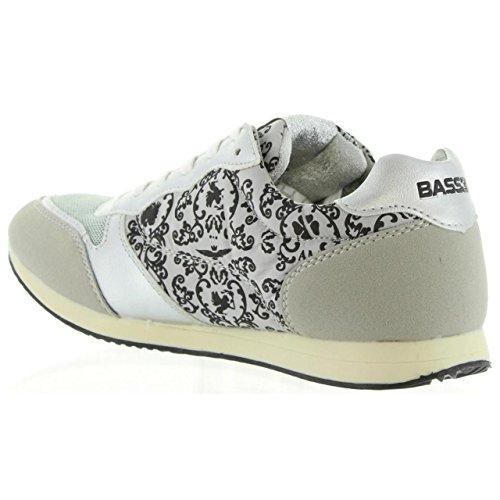 Scarpe sport per Donna BASS3D 41085 COMBINADO PLATA