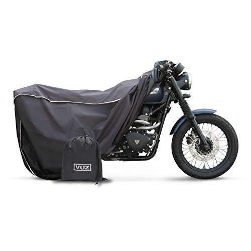 Extra Large Motorcycle Cover - 9