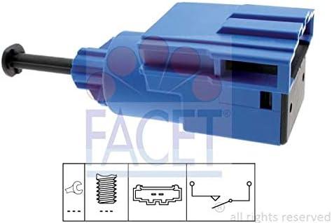 OE Equivalent 2270-12460 Schalter Geschwindigkeitsregelanlage Schalter Kupplungsbet/ätigung GRA Made In Italy