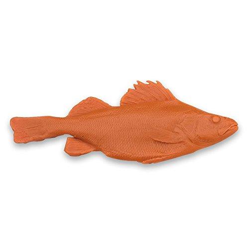 Nasco 9712122 Life/Form Fish Replica Rubber Stamp, Perch, 10