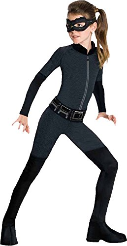 Anime Cat Costumes (Batman Dark Knight Rises Child's Catwoman Costume - Small)