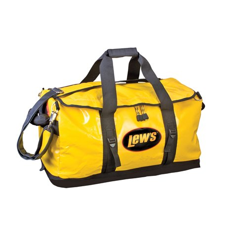 Lews Yellow Speed Boat Bag, 24-Inch (Hunter Boats Bass)
