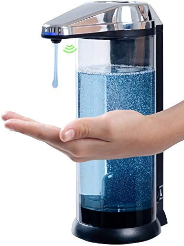 Secura Touchless Automatic Adjustable Dispensing product image