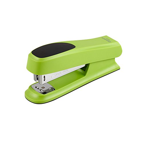 Comix B3027 Fashionable Stapler 20 Sheets Capacity (Green)