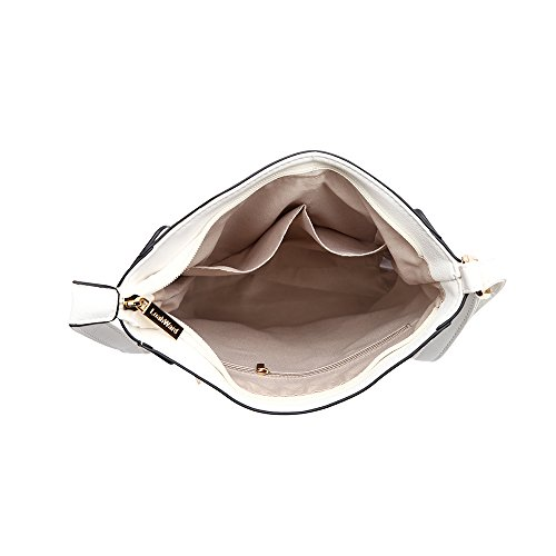 LeahWard Cross Body Bag Women's Cross Body White Bag HT4qZwH