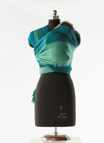 Ellaroo Woven Wrap Baby Carrier Kristen Size M