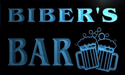 Küchenhelfer & Kochzubehör w039313-b BIBER Name Home Bar Pub Beer Mugs Cheers Neon Light Sign Barlicht Neonlicht Lichtwerbung