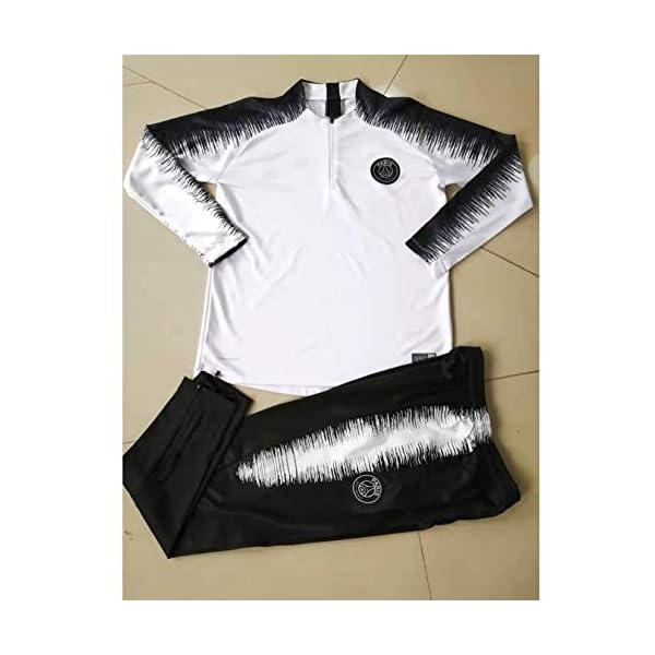 Piasnhaoah4 Ensembles Sportswear Hommes, Survêtement Homme Ensemble Veste Blouson Sweat et Pantalon Jogging Automne…
