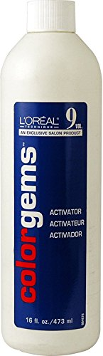 L'Oreal Color Gems Creme Activator 16 oz.