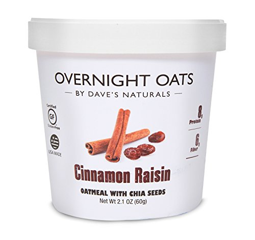 Overnight Oats by Dave