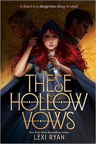 Amazon.com: These Hollow Vows: 9780358386575: Ryan, Lexi: Books