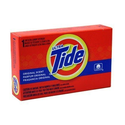Powder Laundry Detergent Coin - Tide Ultra Powder Coin Vend Detergent