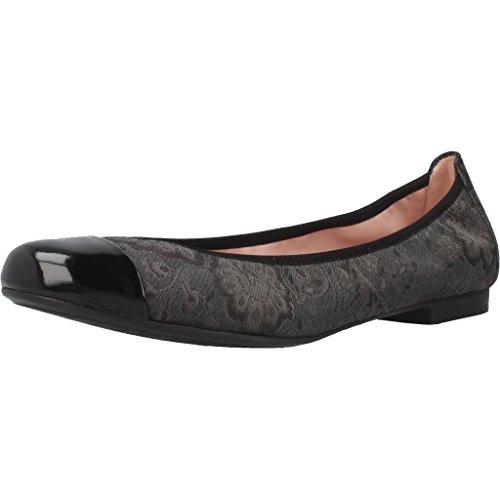 Pretty Ballerinas Zapatos Bailarina Para Mujer, Color Gris, Marca, Modelo Zapatos Bailarina Para Mujer B312 Gris gris