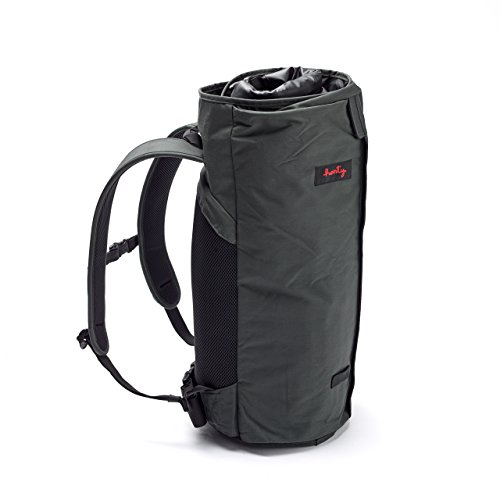 Henty Wingman Commuter Suit Bag - Backpack, Grey from Henty