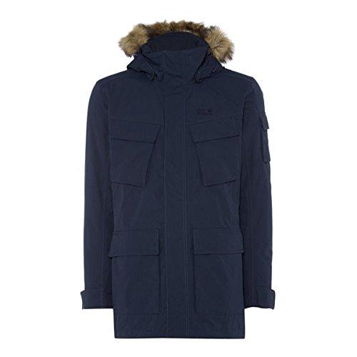 [ジャックウルフスキン] メンズ ジャケット&ブルゾン Glacier Canyon Parka [並行輸入品] B076J632P7  Small