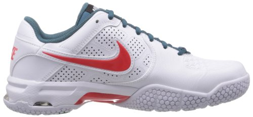 Azul Air 1 Nike Blanco Tennis Courtballistec 109 Shoes Soft 4 White Rojo z7dqHxdwT