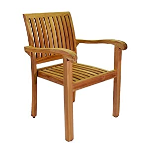 41H8YQ-2wmL._SS300_ Teak Dining Chairs & Outdoor Teak Chairs