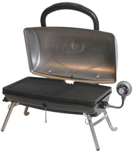 George Foreman GP160 Portable Outdoor Propane Grill Review