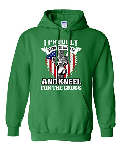 Irish Flag Sweatshirt - 7