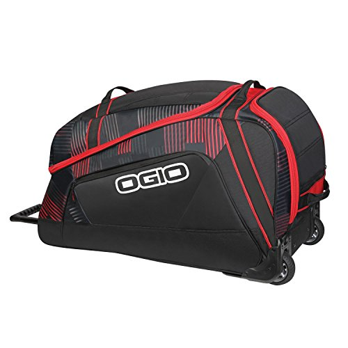 Terminal Bag Travel (OGIO Adult Big Mouth Wheeled Travel Bag, Stoke, 31.5