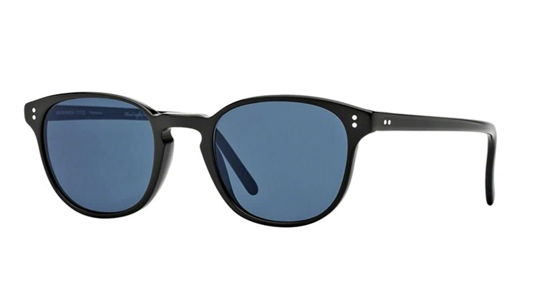 Indigo New Oliver Peoples OV 5219S Fairmont Sun 49mm Sunglasses
