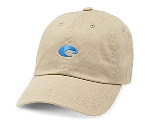 - Costa Del Mar Mini Logo Hat, Khaki