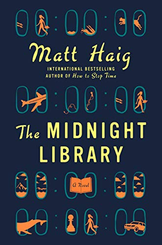 Book Cover: The Midnight Library: A Novel